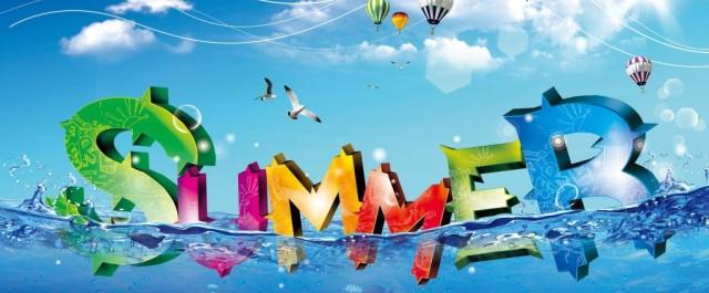 Krásné léto a děkujeme Vám - Plavání dětí - Studio Skokánek - Praha-západ  Dolní Břežany